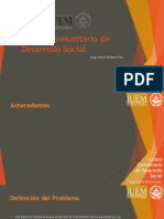 Centro Comunitario de Desarrollo Social