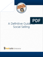 Definitive Guide to Social Selling