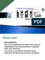 BGan User Guide