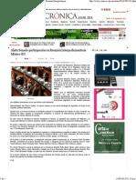 10-09-13 Alista Senado participación en Reunión Interparlamentaria México-EU