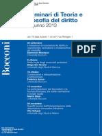 2013.09.25 Milano - Seminari Bocconi