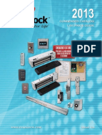 Dynalock Price Book 2013