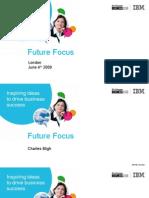 Future Focus London - Morning Presentations