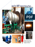 Hamada Boiler Catalogue Page 47 Rotary Furnace for AMP