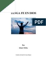 Elbert Willis-Tengo Fe en Dios