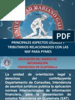 Aspectos Legales y Tributarios Relacionados Con Las NIIF Para PYMES - Copia