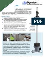 Deflectometro LWD3031