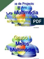 Os Multimédia