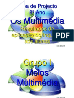 Os Multimédia