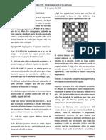 Estrategia General de Las Aperturas. Ajedrez.
