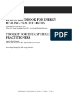 Ethics Handbook for Energy Healers - Book Review