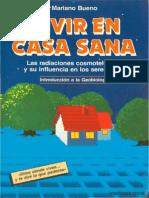 Vivir en Casa Sana - Mariano Bueno - Geobiologia