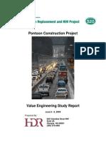 2009 06 VE Study Report