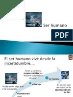 LA FUNCIÓN TUTORIAL Ser humano