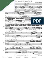 Sonata 3 for Piano