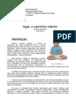 Yoga Meditar Jario FEF UnB 2013