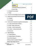 Module 1 - Basic Calculations 2