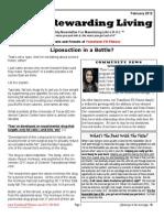 RRL Newsletter Feb 2012