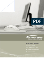 Informetica Publisher Manual