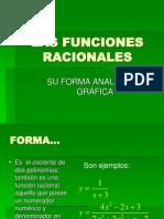 funciones racionales