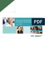 VISA 2013 Fin Lit Survey