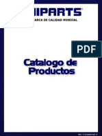 Catalogo Uni Parts