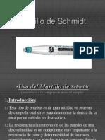 Martillo de Schmidt