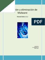 Detección y eliminación de Malware 1.2