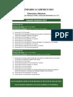 2013 Calendario Academico Md 2 Sem 20121105
