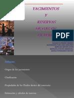 Yacimientos y Reservas de Gas en El Peru