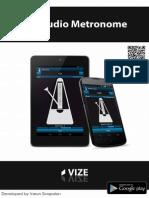 Studio Metronome (Android app)