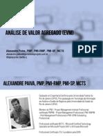 Alexandre Paiva Analise Valor Agregado