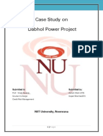 Dabhol Power Plant case study
