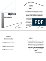 1- LOGISTICA CONCEPTOS [Modo de Compatibilidad]