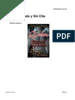 Vampiros Montague - 01 Desesperado y Sin Cita