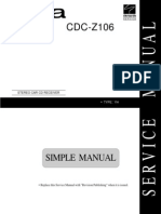 Aiwa CDC-Z106