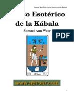 Aun Weor Samael-Curso Esotérico de la Kábala