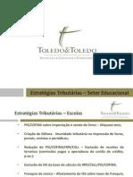 Estratégias Tributárias - Setor Educacional