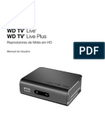 Manual WD TV