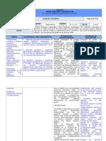 Plan de Estudios Matematicas 2013