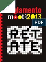 MOOT LIMA 2013 Reglamento