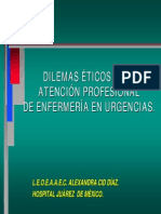 Dilemaseticos Ppt Muy Import