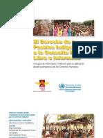 Consulta Previa Indigenas Baja