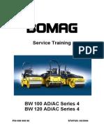 BW 120-4 English Service Training