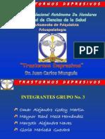 Grupo 3 - 7am Trastornos Depresivos.