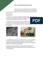 CALIDAD DE LA CONSTRUCCIÓN EN OBRAS CIVILES