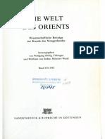 ALTENMÜLLER, EIN ZAUBERMESSER AUS TÜBINGEN, WdO 14, 1983