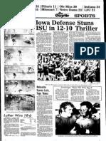 Front Page Gazette 1977