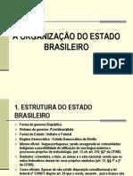 2. Da organização federativa brasileira