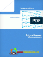 Algoritmos Business Analytics